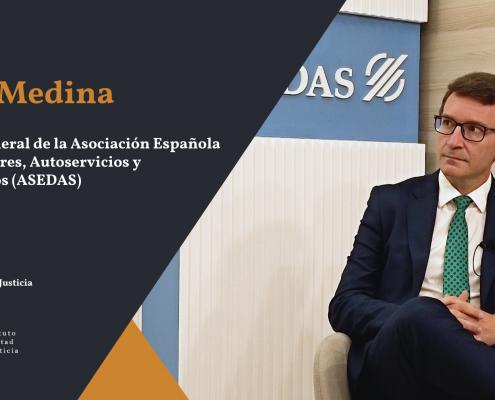 Felipe Medina ASEDAS